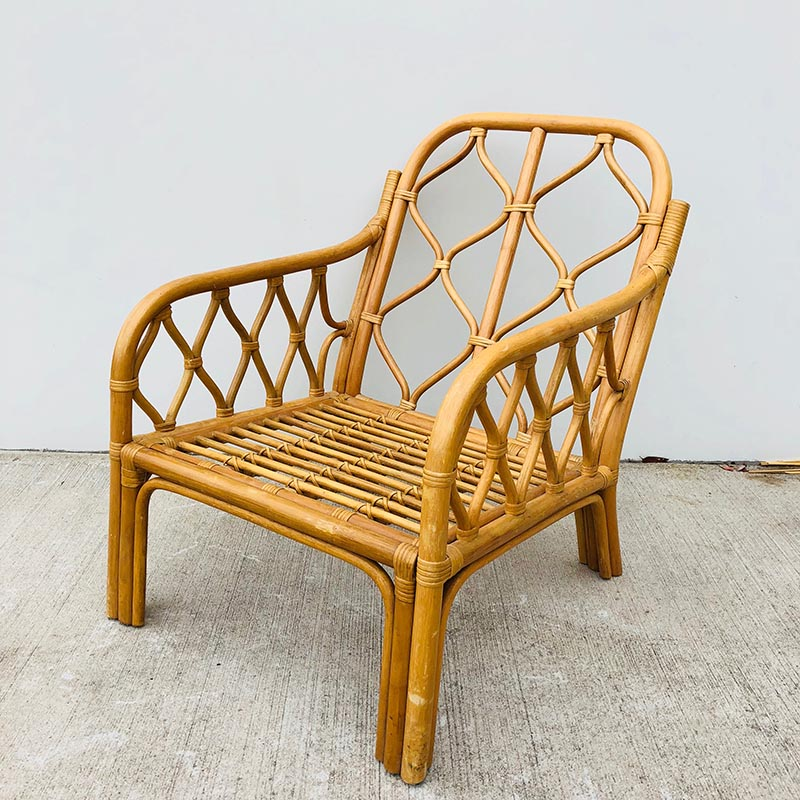 Byron Natural Armchair