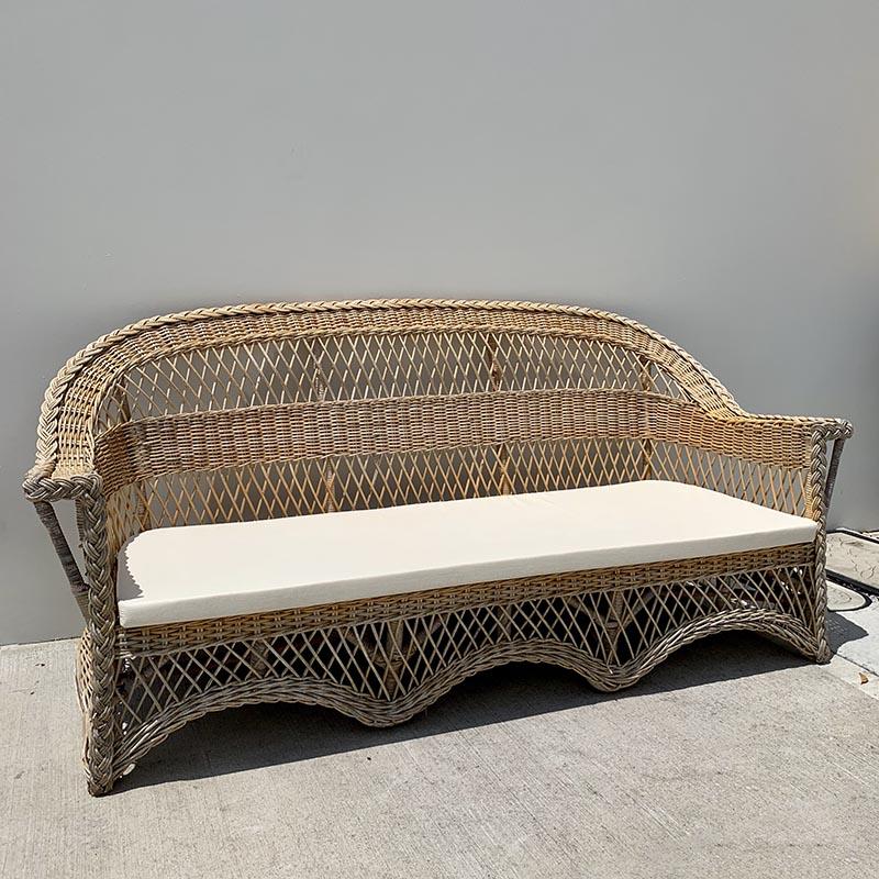 Cane Boho Lounge