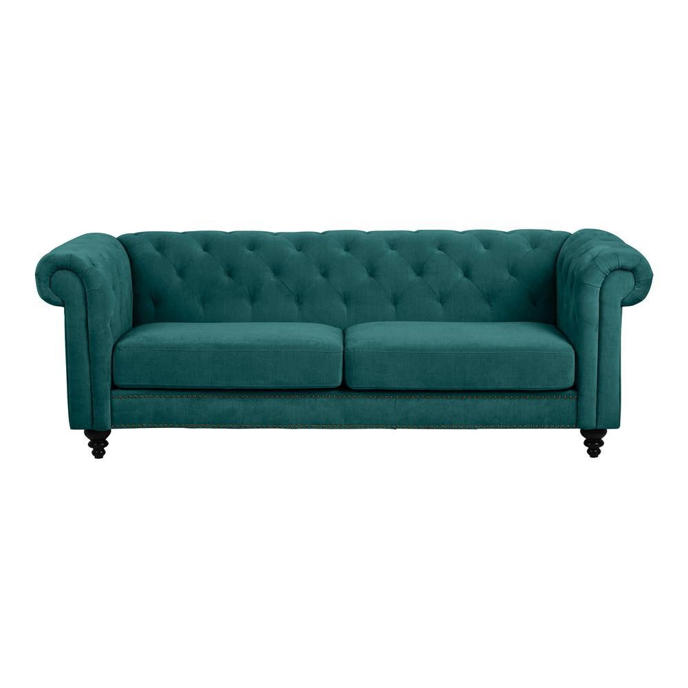 Charlie Lounge - Green Velvet