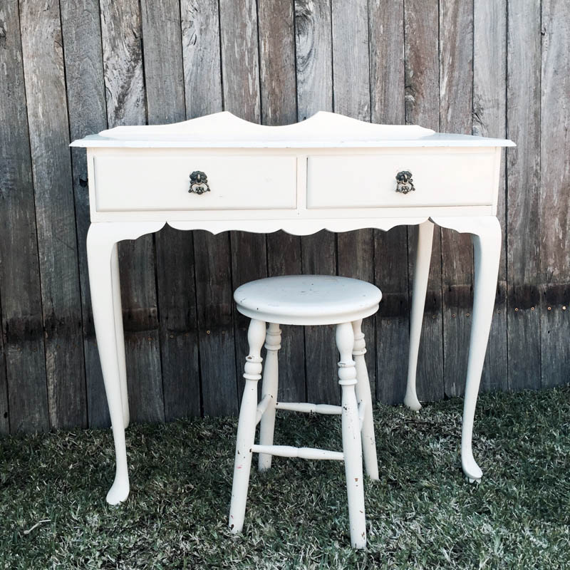 Dressing Table Console
