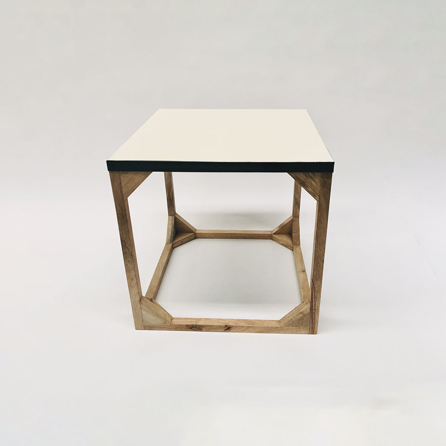 Nomadic Cube Side Table
