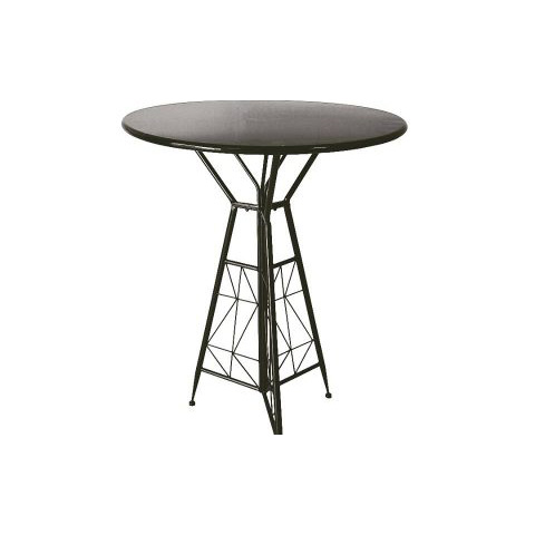 Wire Bar Tables - Black