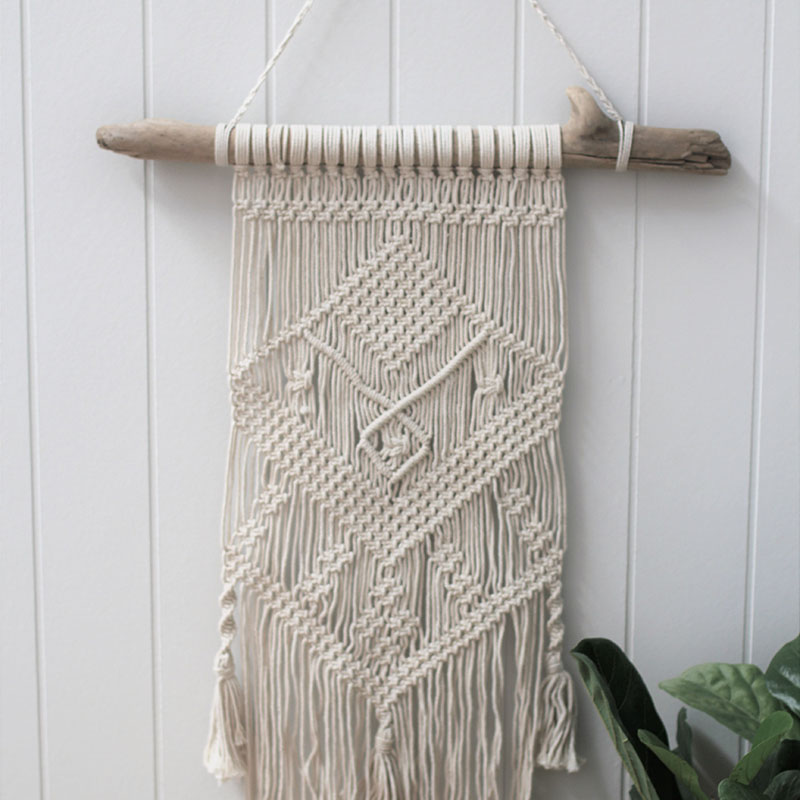 Macrame Wall Hanging - Forever Floral Designs in Point Clare